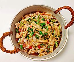 超美味凉拌手撕鸡的做法