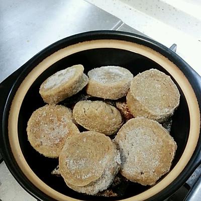 砂锅带鱼素鸡煲的做法 步骤3