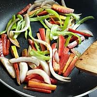 黑椒牛排配时蔬——自己熬制黑椒汁儿#自己做更健康#的做法图解9