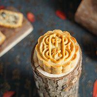 突破传统的十仁月饼#金龙鱼外婆乡小榨菜籽油 外婆的时光机#