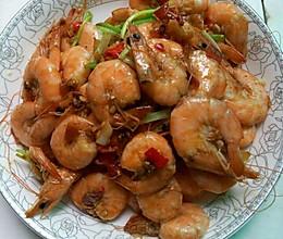 麻辣清水虾的做法