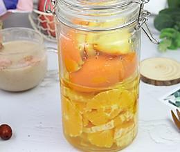 开胃橙子果酒的做法