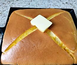 黄油戚风蛋糕的做法