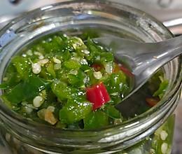 自制辣椒酱(剁椒)的做法