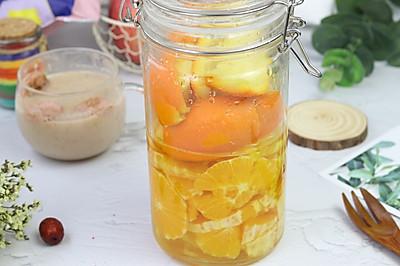 开胃橙子果酒