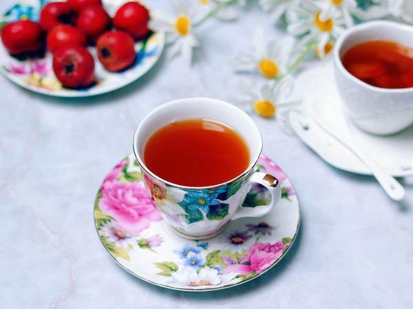 陈皮山楂茶的做法