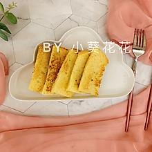 粤式点心-椰汁黄金糕