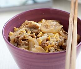 谁都能做出最嫩的牛肉----嫩牛肉滑蛋饭的做法