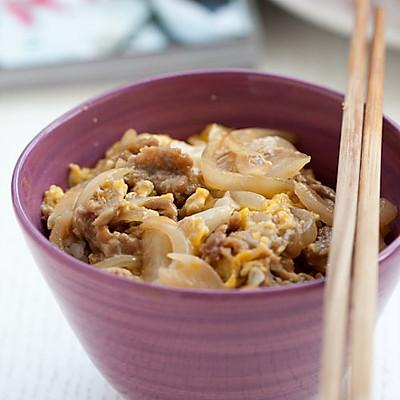 谁都能做出最嫩的牛肉----嫩牛肉滑蛋饭