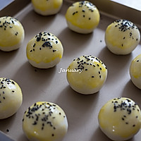 蛋黄酥的做法图解21