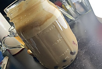 豆奶咖啡的做法