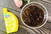 柠檬气泡咖啡的做法