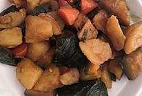 南瓜土豆的做法