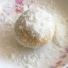 蛋挞液新吃法——蛋奶球