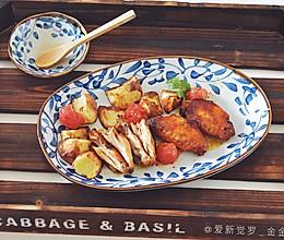 空气炸锅烤鸡翅的做法