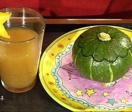 给感冒发烧的宝宝自制开胃大餐-古法陈皮饮 山药栗子羹的做法