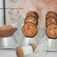 """#在""""家""""打造ins风美食#巧克力杏仁蛋糕"""