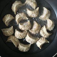 韭菜鸡蛋抱煎饺(附饺子包法)的做法图解17