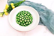 当土豆遇见秋葵-满天星的做法