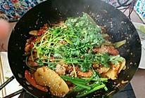川味-干锅香辣虾的做法