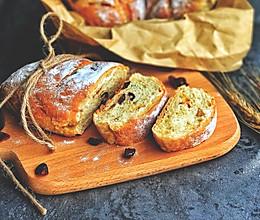超级简单超级柔软的免揉面包的做法