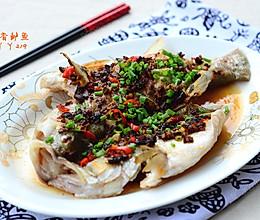 【豉香鲈鱼】——刺激味蕾的鲈鱼做法的做法