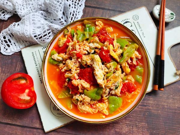 酸甜多汁|巨下饭的『番茄炒蛋』的做法