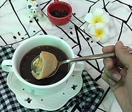 茶和鸡蛋跟咳嗽拉上了关系----铁观音茶炖鸡蛋的做法