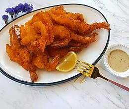 简单好吃‖炸大虾的做法