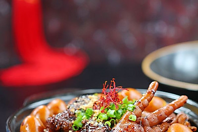豆豉凤爪排骨煲