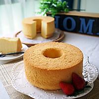 淡奶油戚风蛋糕#我的烘焙不将就#的做法图解14