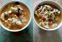 宝宝面食~西红柿疙瘩汤~的做法