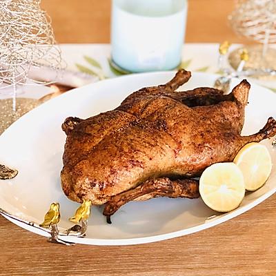 脆皮烤鸭没有传说的那么难做