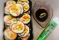 家常寿司的做法