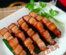 姜葱陈皮卤五花肉的做法
