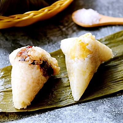 甜味蜜枣粽&蛋黄粽