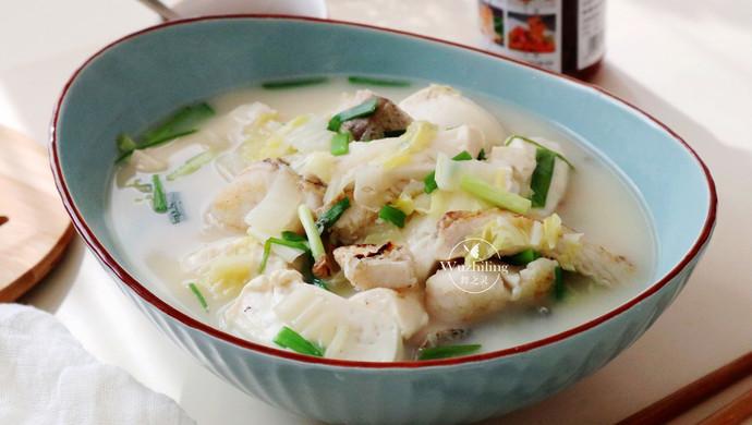 【豆腐炖鱼汤】