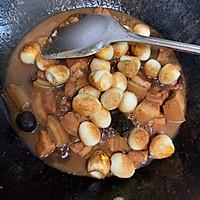 红烧肉炖鹌鹑蛋的做法图解13