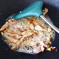 #快手又营养,我家的冬日必备菜品#西兰花溜鸡肉条的做法图解8