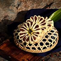 菊花酥饼#我的烘焙不将就#的做法图解18