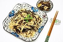 炝拌三丝~鲜香爽口的凉菜其实也很简单的做法
