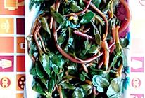 老醋马齿苋#夏日素食#的做法
