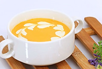 奶油南瓜汤—迷迭香的做法