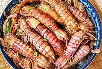 鲜香椒盐皮皮虾,好吃的舔手的做法