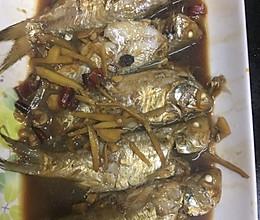 酱油水煮海杂鱼的做法