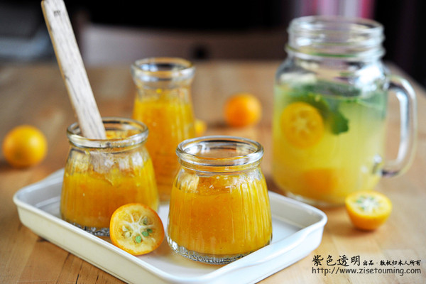 金橘酱的做法