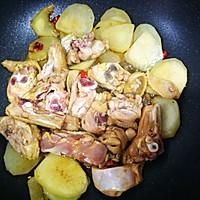 可以吃掉一锅米饭的土豆鸡的做法图解5