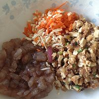 水晶虾饺的做法图解4