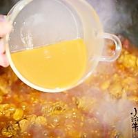 养生姜汁热窝鸡的做法图解15