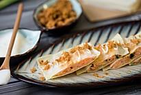 肉松虾饼的做法